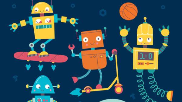 ヒューマンアカデミーロボット教室、アドバンスプログラミングコース、プログラミングもするよ